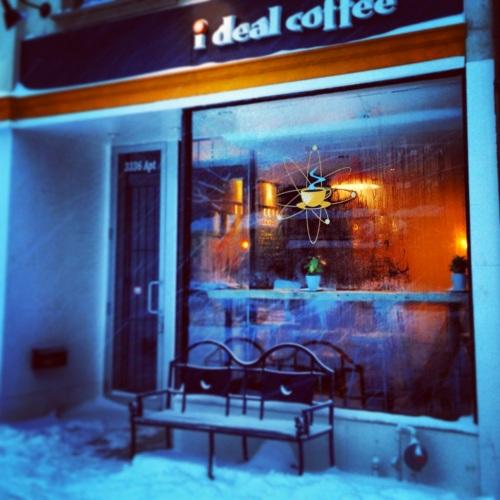 ideal coffee