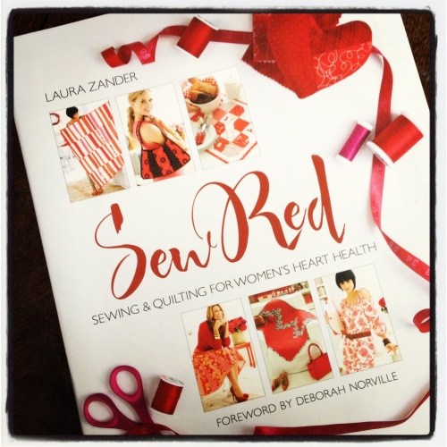 sew red