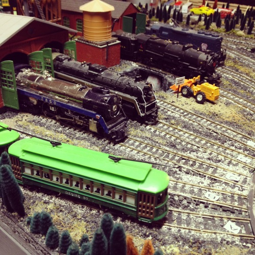 trains 5
