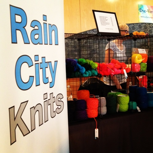 Rain City Knits of Vancouver.